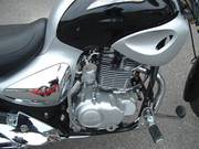Kymco Hipster 125cc motorcycle - As new