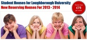 Loughborough Student Accommodation