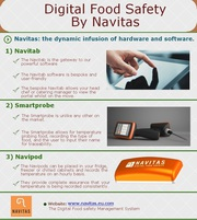 Complete food safety by Navitas.