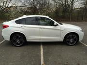 BMW X4 BMW X4M  - xDrive 2.0D