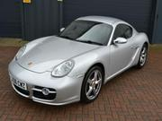 2006 PORSCHE cayman Porsche Cayman S 3.4 6 speed manual