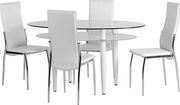 Modern dining room furniture at one Click