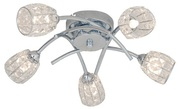 Alberta 2 Flush mount Ceiling Light