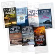 wholesale booksPeter James Roy Grace Novel Crime 7 Books Collection Pa