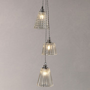 Buy Claire Beeded Flush Ceiling Light