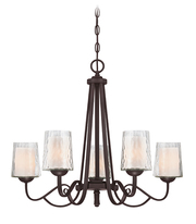 Buy Adonis 5Lt Chandelier at Lexis Lighting
