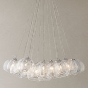 Buy Knightley Mesh Parachute Cluster Ceiling Light at Lexis Lighting