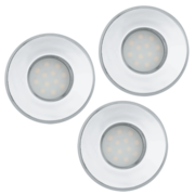 Buy IGOA LED 3 Light Recessed Chrome at Lexis Lighting