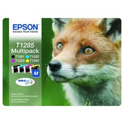 Buy Epson Fox T1285 multipack ink cartridges From Storeforlife