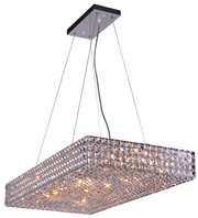Buy Luxca Crystal Hanging Chandelier for your Home