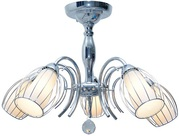 Buy Alumina 2 Semi Flush Ceiling Light