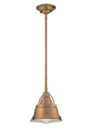 Buy Cody 1Lt Mini Pendant Mystic Copper Ceiling Light