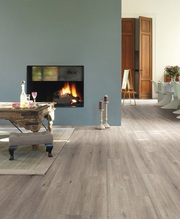 Quick Step Impressive Ultra Saw Cut Oak Grey Planks IMU1858