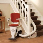 Flow2 Curved Stairlifts By Associated Stairlifts