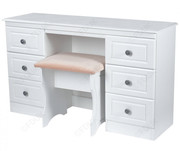 Welcome Furniture Pembroke Kneehole Unit | Furniture Direct UK