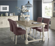 Bentley Designs Dining Table with Chair