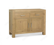 Bentley Designs Turin Light Oak Narrow Sideboard