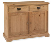 Bentley Designs Provence Oak Narrow Sideboard | Buy Now !!! At Furnitu