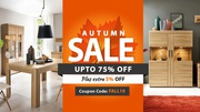 Big Autumn Furniture Sale Up To 75% + Extra 5% Off Best Deals | FDUK