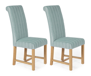 Dining Chair (Pair) only on £88 - Serene Furnishings Clearance