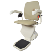 Associated Stairlifts offer straight stairlifts for sale throughout th