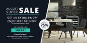 August Super Sale in UK | Furniture Direct UK