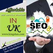 Affordable SEO Service Provider In UK Contact Kingslun