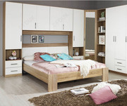 Branded Rauch Samos Overbed Unit at Furniture Direct UK