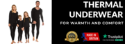 Quality Thermal Underwear/Thermals UK - Mens Thermal Underwear