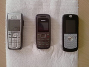 3 mobile phones for sale cheap ??????????